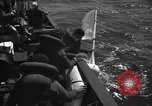 Image of Under Water Demolition Team Sea of Japan, 1952, second 26 stock footage video 65675042592
