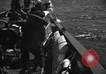 Image of Under Water Demolition Team Sea of Japan, 1952, second 31 stock footage video 65675042592