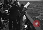 Image of Under Water Demolition Team Sea of Japan, 1952, second 33 stock footage video 65675042592
