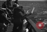 Image of Under Water Demolition Team Sea of Japan, 1952, second 35 stock footage video 65675042592