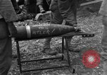 Image of Artillery Battalion of 92nd Infantry Division (Colored) Mantes de Gassicourt France, 1944, second 10 stock footage video 65675042599