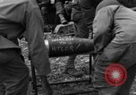 Image of Artillery Battalion of 92nd Infantry Division (Colored) Mantes de Gassicourt France, 1944, second 12 stock footage video 65675042599