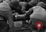 Image of Artillery Battalion of 92nd Infantry Division (Colored) Mantes de Gassicourt France, 1944, second 13 stock footage video 65675042599