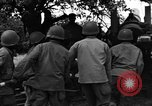 Image of Artillery Battalion of 92nd Infantry Division (Colored) Mantes de Gassicourt France, 1944, second 18 stock footage video 65675042599