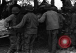 Image of Artillery Battalion of 92nd Infantry Division (Colored) Mantes de Gassicourt France, 1944, second 20 stock footage video 65675042599
