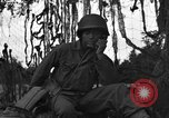 Image of Artillery Battalion of 92nd Infantry Division (Colored) Mantes de Gassicourt France, 1944, second 36 stock footage video 65675042599