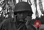 Image of Artillery Battalion of 92nd Infantry Division (Colored) Mantes de Gassicourt France, 1944, second 40 stock footage video 65675042599