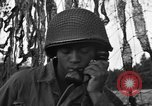 Image of Artillery Battalion of 92nd Infantry Division (Colored) Mantes de Gassicourt France, 1944, second 44 stock footage video 65675042599