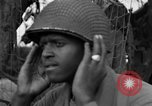Image of Artillery Battalion of 92nd Infantry Division (Colored) Mantes de Gassicourt France, 1944, second 58 stock footage video 65675042599