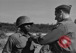 Image of General Mark Clark Italy, 1944, second 48 stock footage video 65675042606