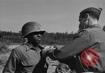 Image of General Mark Clark Italy, 1944, second 49 stock footage video 65675042606