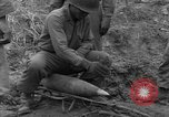 Image of United States 969th Field Artillery Luxembourg, 1944, second 36 stock footage video 65675042607
