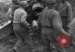 Image of United States 969th Field Artillery Luxembourg, 1944, second 42 stock footage video 65675042607