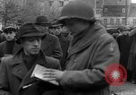 Image of German civilians Aachen Germany, 1945, second 13 stock footage video 65675042615
