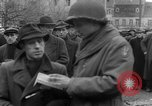 Image of German civilians Aachen Germany, 1945, second 15 stock footage video 65675042615