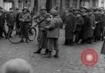 Image of German civilians Aachen Germany, 1945, second 18 stock footage video 65675042615
