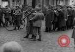 Image of German civilians Aachen Germany, 1945, second 19 stock footage video 65675042615