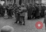 Image of German civilians Aachen Germany, 1945, second 21 stock footage video 65675042615
