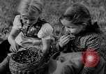 Image of German civilians in peacetime and during World War 2 Germany, 1945, second 28 stock footage video 65675042616