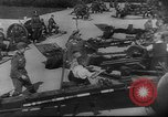 Image of German civilians in peacetime and during World War 2 Germany, 1945, second 34 stock footage video 65675042616