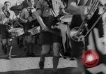 Image of German civilians in peacetime and during World War 2 Germany, 1945, second 42 stock footage video 65675042616