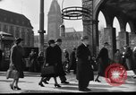 Image of reconstruction Hamburg Germany, 1949, second 29 stock footage video 65675042627