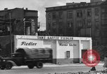 Image of reconstruction Hamburg Germany, 1949, second 33 stock footage video 65675042627