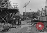 Image of reconstruction Hamburg Germany, 1949, second 35 stock footage video 65675042627