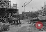 Image of reconstruction Hamburg Germany, 1949, second 37 stock footage video 65675042627