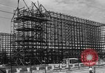 Image of reconstruction Hamburg Germany, 1949, second 39 stock footage video 65675042627