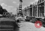 Image of reconstruction Hamburg Germany, 1949, second 51 stock footage video 65675042627