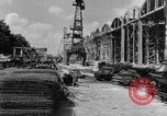 Image of reconstruction Hamburg Germany, 1949, second 52 stock footage video 65675042627