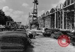 Image of reconstruction Hamburg Germany, 1949, second 53 stock footage video 65675042627