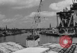 Image of reconstruction Hamburg Germany, 1949, second 55 stock footage video 65675042627