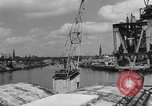 Image of reconstruction Hamburg Germany, 1949, second 56 stock footage video 65675042627