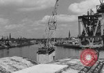 Image of reconstruction Hamburg Germany, 1949, second 57 stock footage video 65675042627