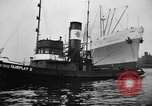 Image of reconstruction Hamburg Germany, 1949, second 59 stock footage video 65675042627