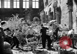 Image of reconstruction Germany, 1949, second 15 stock footage video 65675042628