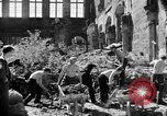 Image of reconstruction Germany, 1949, second 16 stock footage video 65675042628