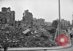 Image of reconstruction Germany, 1949, second 21 stock footage video 65675042628