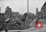 Image of reconstruction Germany, 1949, second 22 stock footage video 65675042628
