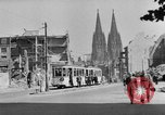 Image of reconstruction Germany, 1949, second 34 stock footage video 65675042628