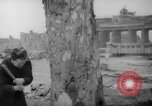Image of cutting trees Berlin Germany, 1945, second 18 stock footage video 65675042631