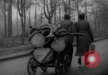 Image of hand drawn carts Berlin Germany, 1945, second 60 stock footage video 65675042632