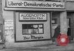 Image of Liberal Democratic Party Berlin Germany, 1946, second 19 stock footage video 65675042635
