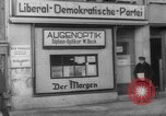 Image of Liberal Democratic Party Berlin Germany, 1946, second 23 stock footage video 65675042635