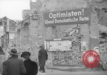 Image of Liberal Democratic Party Berlin Germany, 1946, second 46 stock footage video 65675042635