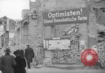Image of Liberal Democratic Party Berlin Germany, 1946, second 47 stock footage video 65675042635