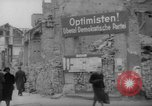 Image of Liberal Democratic Party Berlin Germany, 1946, second 49 stock footage video 65675042635