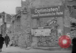 Image of Liberal Democratic Party Berlin Germany, 1946, second 50 stock footage video 65675042635